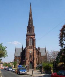 Christ Church - Oxton