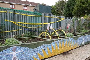 Community Garden - Priesthill