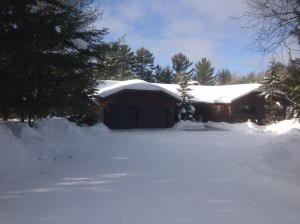 Mincoqua in winter