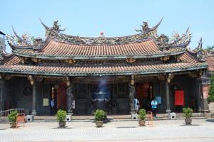 Bao-An Temple, Taipei