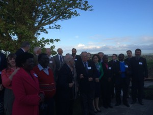 Ecumenical and international guests