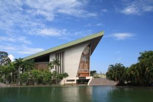 Parliament Building, Port Moresby