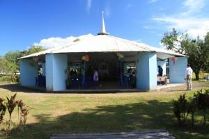 Rarongo Chapel
