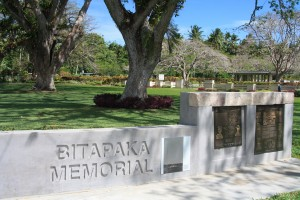 Commonwealth War Cemetry, PNG