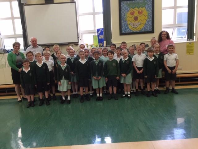 Primary school in Barrow